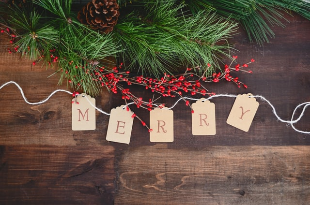 rediscover gratitude this Christmas
